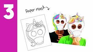 Kids Love Unicorn Crafts