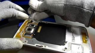 Tutorial de Reparación: Pantalla Samsung Galaxy S6 Edge G925
