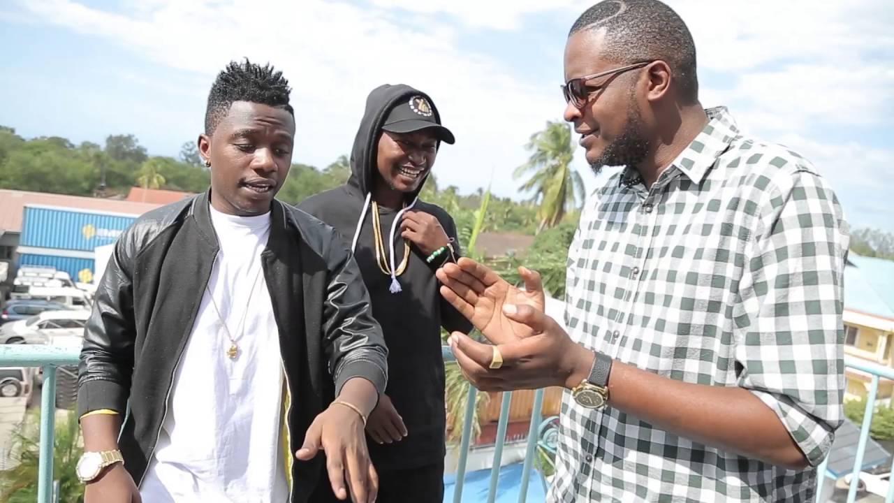 Download CHID BEENZ NA RAYMOND WATAMBULISHA NYIMBO MPYA (CLOUDS FM)