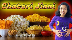 Chatori Jinni | Effects of Junk Food | #MoralStory #CuteSisters #FamilyStory | Cute Sisters