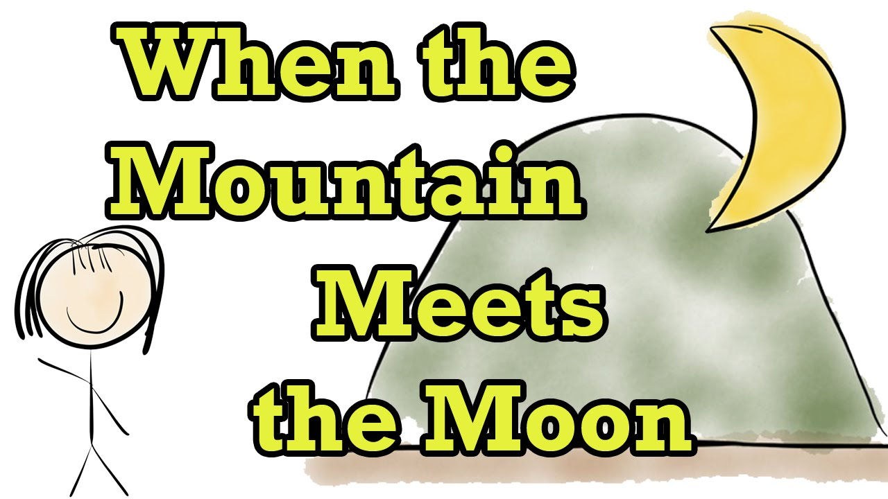 When the Mountain Meets the Moon by Grace Lin (Book Summary ...