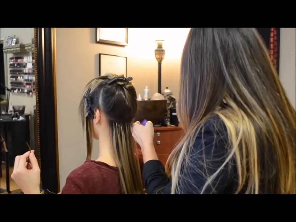 Kristen shows you the magic of hair treats youtube pmusecretfo Images