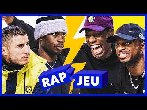 Youtube: Chily & Acrobate vs Boris Becker & Tiakola – Rap Jeu #21