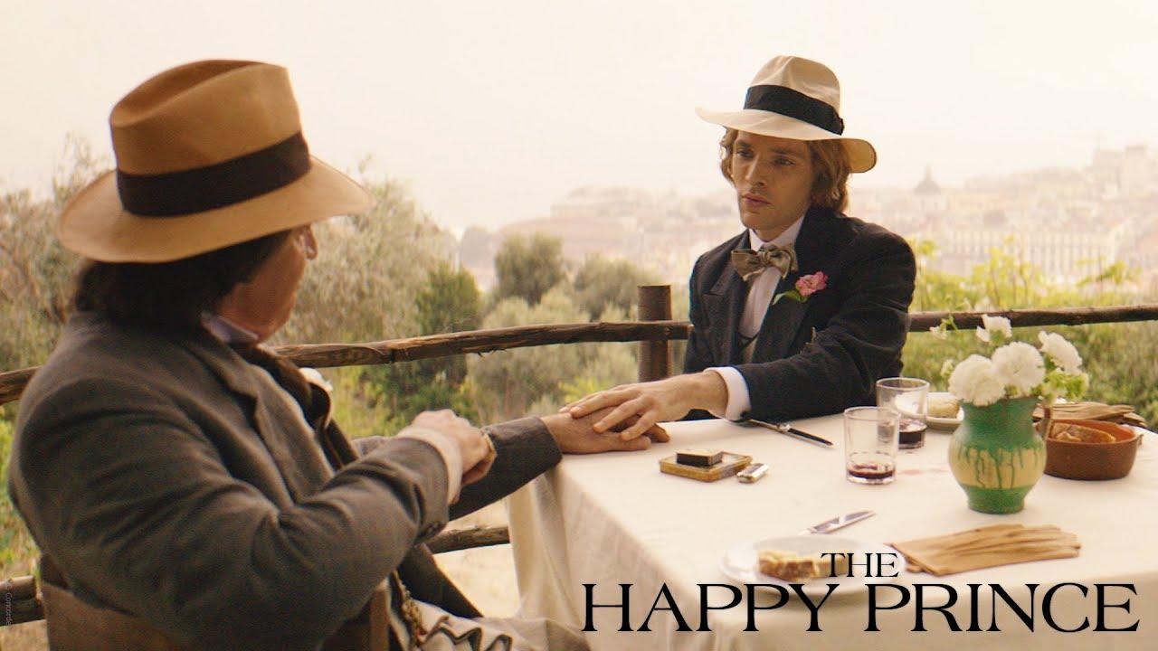 THE HAPPY PRINCE, deutscher Trailer