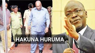 Jipya laibuka!Lugola aekwa chini ya ulinzi kwa Maagizo ya JPM Sakata la mkataba vifaa vya zimamoto!