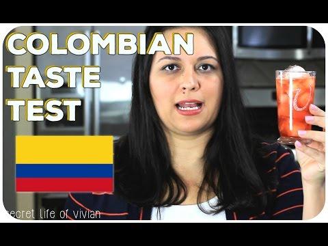 colombian-food-taste-test-#1- -colombia- -vivian-reacts