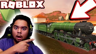 NEW TRAIN ROBBERY!!! *LEAKED* (Roblox Jailbreak)