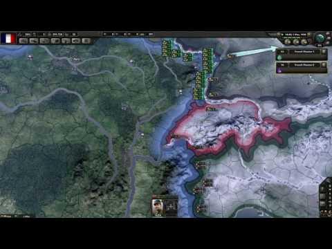 Hearts of Iron IV: France: God Help Us