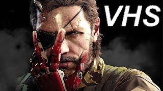 Metal Gear Solid V: The Phantom Pain (2015) - русский трейлер - VHSник