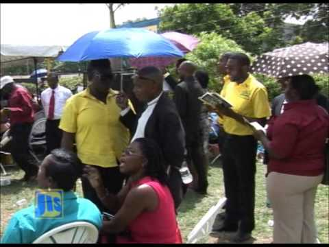 From The Sidelines - Tributes To The Hon. Roger Clarke - September 19, 2014