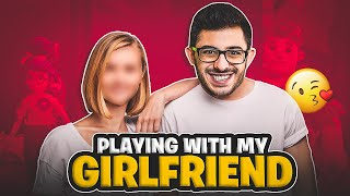 MY GIRLFRIEND IS GAMER! - NO PROMOTION