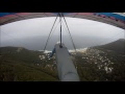 Hang Gliding Stanwell Park