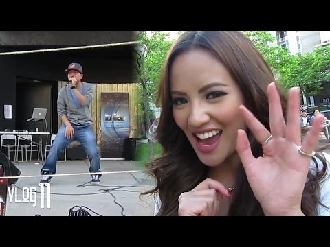 Emmalyn Estrada and KRNFX! [vlog #11]