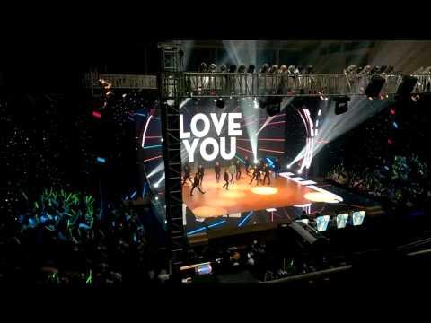 NOO PHƯỚC THỊNH - CAUSE I LOVE YOU | LIVE at BƯỚC NHẢY HOÀN VŨ - VIP DANCE 2016