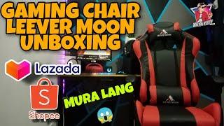 GAMING CHAIR MURA LANG| LEEVER MOON GAMING CHAIR |SHOPPE LAZADA MARKETPLACE screenshot 4