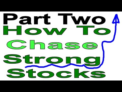 Webinar - How You Can Chase Extended Stock Market Moves PT 2/2