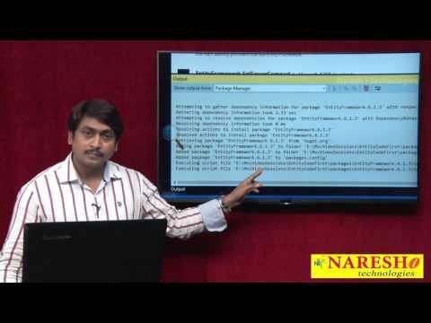 Entity Framework Code First Approach   ADO.NET Tutorial