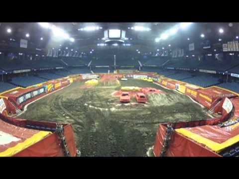 Monster Jam®, the first for S.E. Asia