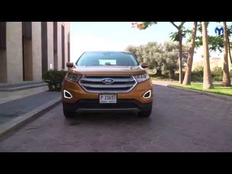 Ford Edge 2017 Review   Yallamotor.com