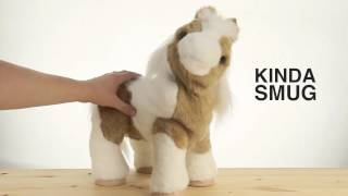 FurReal Friends Baby Butterscotch Pony