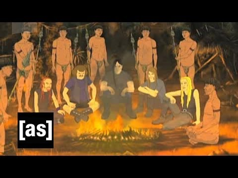 We're Gonna Die on Yopo | Metalocalypse | Adult Swim