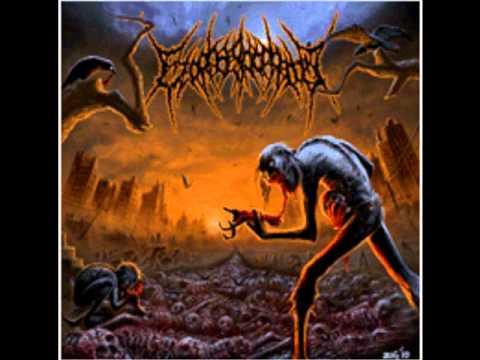 Ezophagothomia - Instict Of Inhuman Devourment