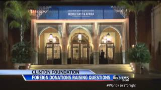 ABC News: Controversial Mining Company Is Hosting Clinton Foundation Morocco Event