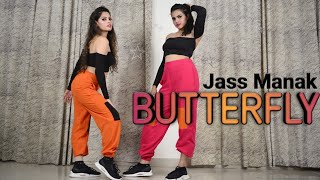 Butterfly : Jass Manak|  Neelam Priyanka Choreography |  Dance Cover | New Songs | Latest Punjabi