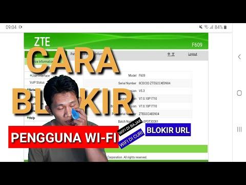 cara-memblokir-pengguna-wifi-di-router-zte-f609-indihome