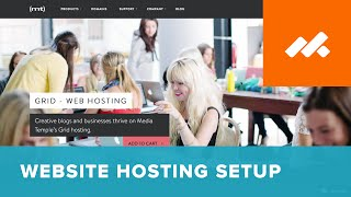 Part 1: Setting up New Hosting  - The Complete Guide to Web Hosting and Domains in Adobe Muse CC