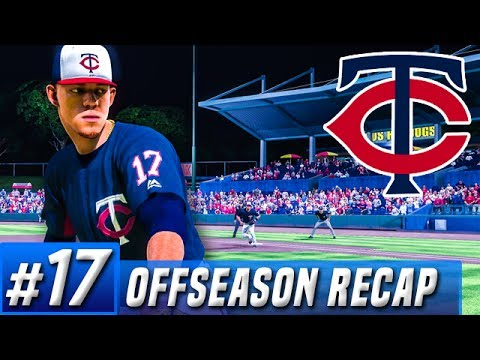Year 1 Offseason Recap & Spring Training Preview - MLB The Show 17 Franchise Ep.17