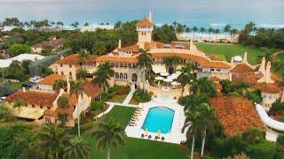 Hurricane Dorian Headed Straight for Trump's Mar-a-Lago