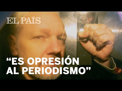 """El padre de Julian Assange califica la extradición de su hijo como una """"acción política"""""""