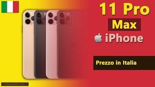 Apple iPhone 11 Pro Max Prezzo   iPhone 11 Pro Max Specifiche, prezzo