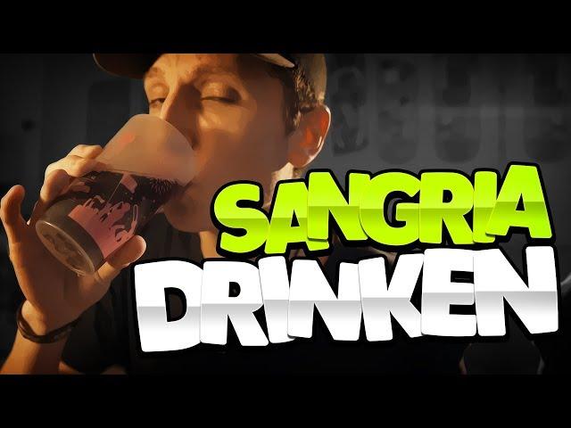 SANGRIA DRINKEN...