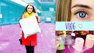 VLOG Открываю посылку 🐶 ФОРМЫ для мыловарения 👀 МОИ НОВЫЕ ГЛАЗКИ  💄  Лак для губ от Faberlic