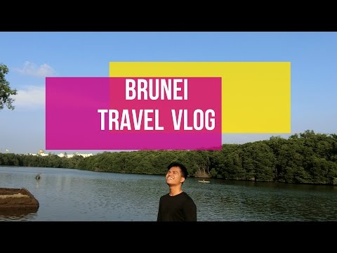 MY TRIP TO BRUNEI!