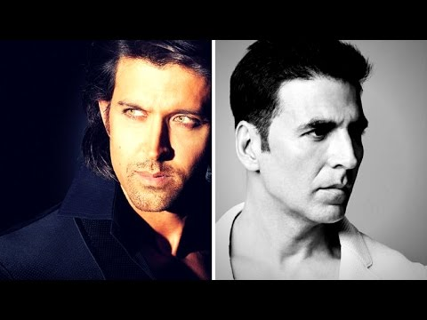 Akshay Kumar and Hrithik Roshan will work together in new upcoming movie ?