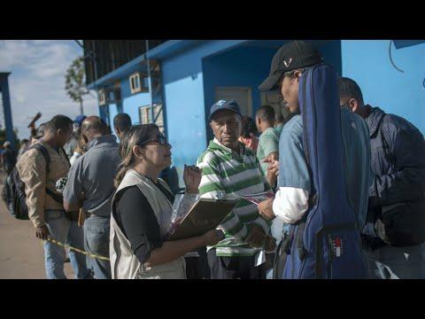Miles de venezolanos escogen Brasil como destino migratorio
