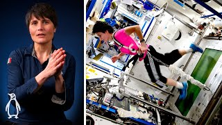 This Astronaut Explains How She Survived 6 Months In Space