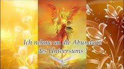 Engel Abundancia - Zauber für Reichtum und Fülle