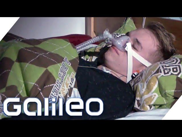 Tod durch Einschlafen? Leben mit dem Undine-Syndrom | Galileo | ProSieben