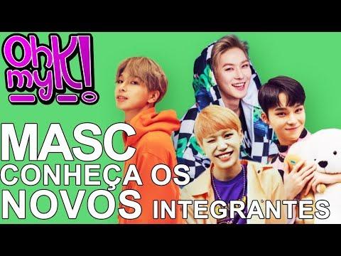 MASC - Conheça os 4 novos integrantes