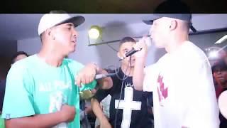 Balota vs Jhon - Batalha de Rap do Museu vs SP vs RJ - FINAL