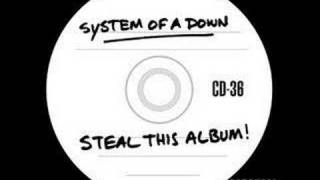System Of A Down Fuck The System