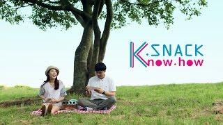 [M Vlog] K-Snack Know-How #7 - Picnic Snacks