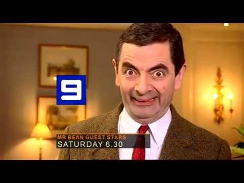 Channel Nine Promo: Australia's Funniest Home Videos (Featuring Mr.Bean) 2007