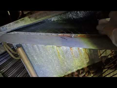 Cleaning A/C Evaporator Coils