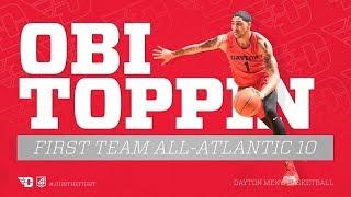 Obi Toppin - Dayton Highlights 2020