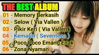 Dj Slow Full Album   Memori Berkasih   Selow   Pikir Keri   Kemarin
